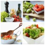 Romanesco Pasta Salad