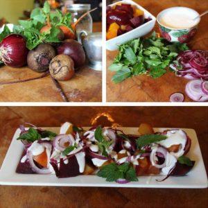 Persian Beet Salad