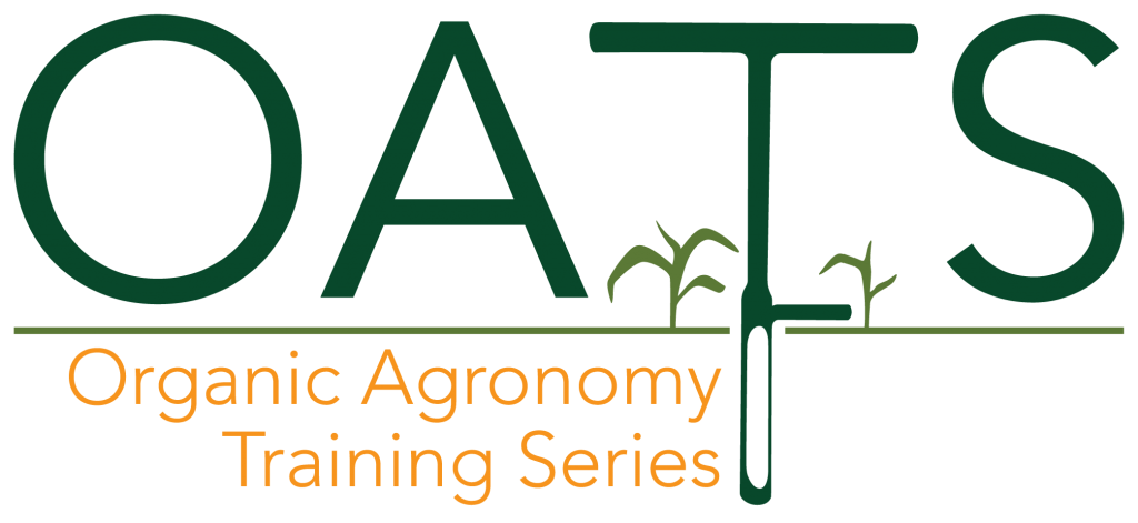 logo for Organic Agronomy Training Series (OATS)