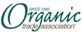 logo for Organic Trade Association