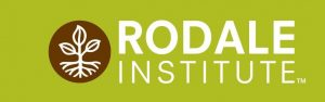 logo for the Rodale Institute